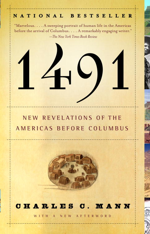 1491 Book Cover